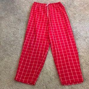 Liz Claiborne Pajama Bottom SZ M Scottie p…